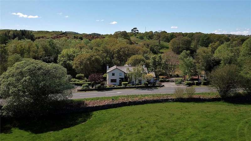 4 Bedrooms Detached House for sale in Greenbank House Cottage, Crosthwaite, Kendal, Cumbria