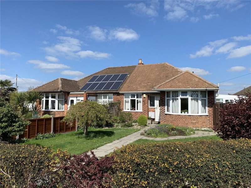 2 Bedrooms Bungalow for sale in Hillview Road, Hucclecote, Gloucester, GL3