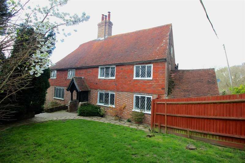 5 Bedrooms Detached House for sale in Henley Down, Catsfield