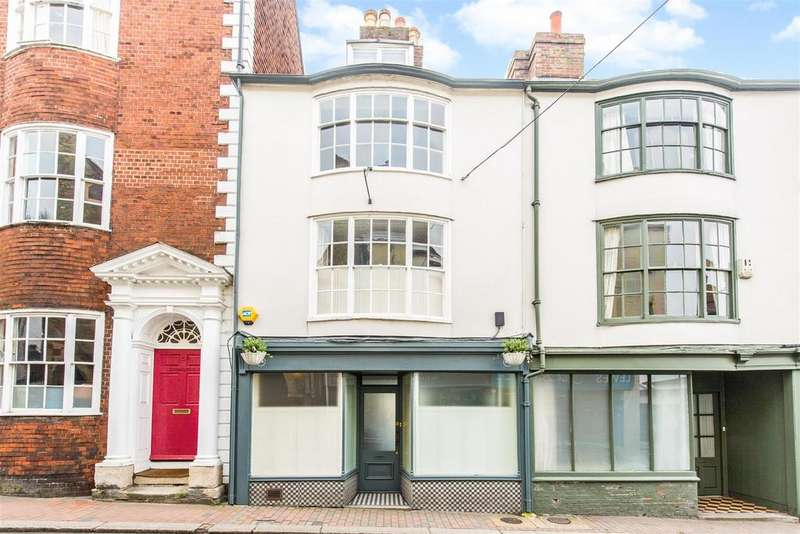 4 Bedrooms Terraced House for sale in High Street, Lewes