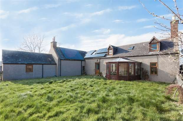 4 Bedrooms Detached House for sale in Auchterless, Auchterless, Turriff, Aberdeenshire