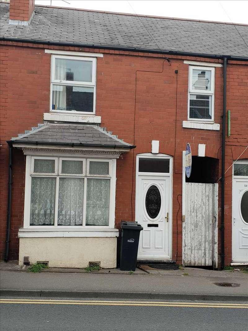 3 Bedrooms Terraced House for sale in Heath Lane, Old Swinford, Stourbridge