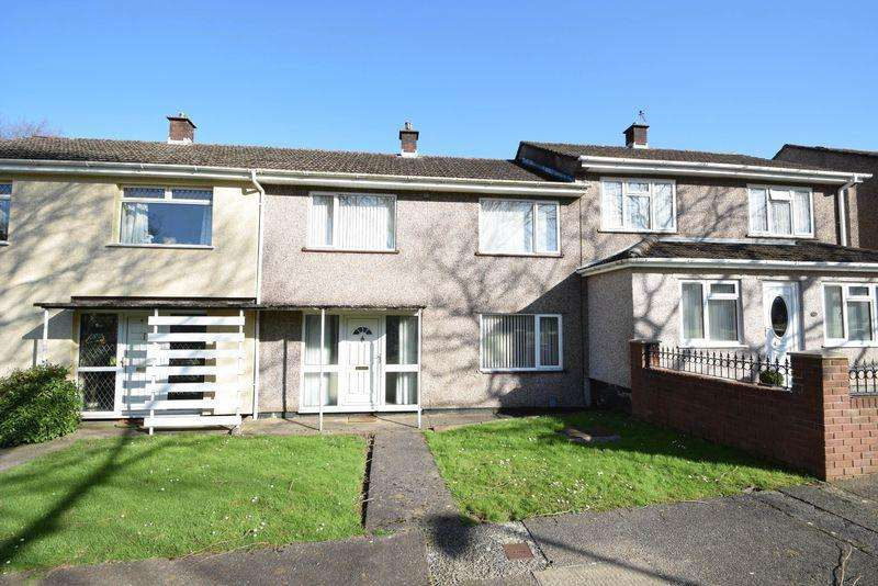 3 Bedrooms Terraced House for sale in Chestnut Green, Cwmbran