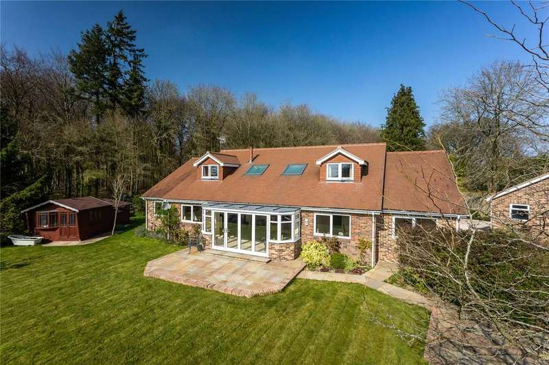 4 Bedrooms Equestrian Facility Character Property for sale in Oakley, Basingstoke, Hampshire, RG23