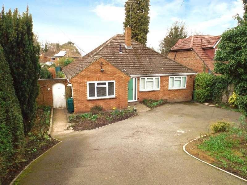 3 Bedrooms Detached Bungalow for sale in School Hill, Sandhurst, Berkshire, GU47