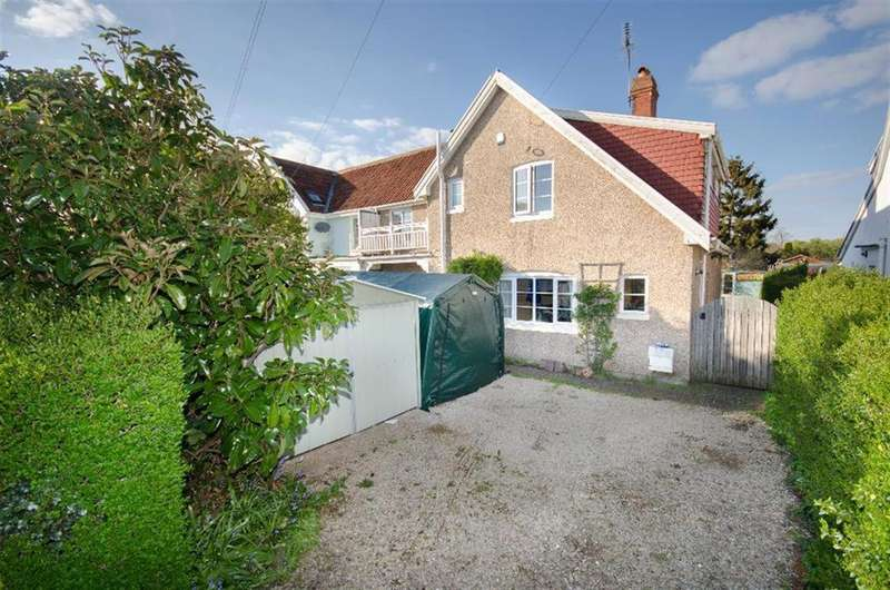 4 Bedrooms Semi Detached House for sale in Peache Road, Downend, Bristol, BS16 5RN