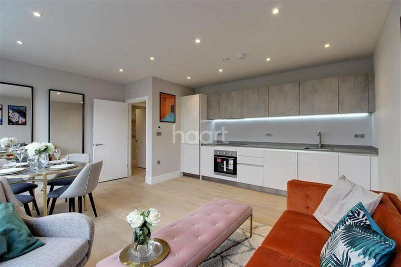 2 Bedrooms Flat for sale in St Peters House, NR1