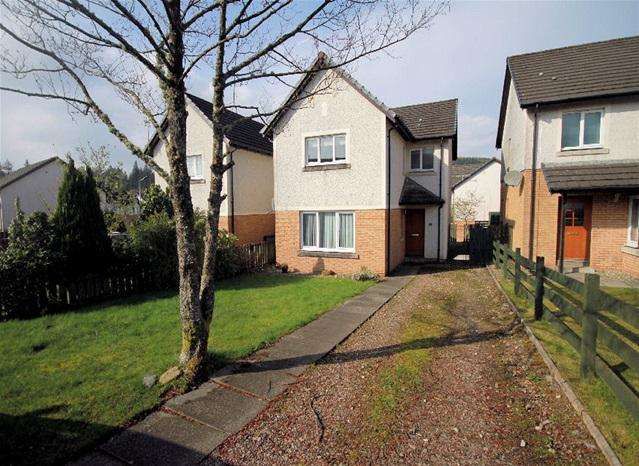 3 Bedrooms Detached House for sale in Meadows Road, Lochgilphead