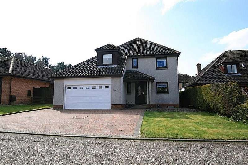 4 Bedrooms Detached House for sale in Murieston Park, Livingston