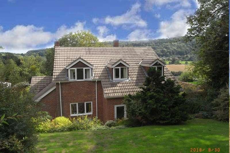 4 Bedrooms Detached House for sale in Floyds Lane, Wellington Heath