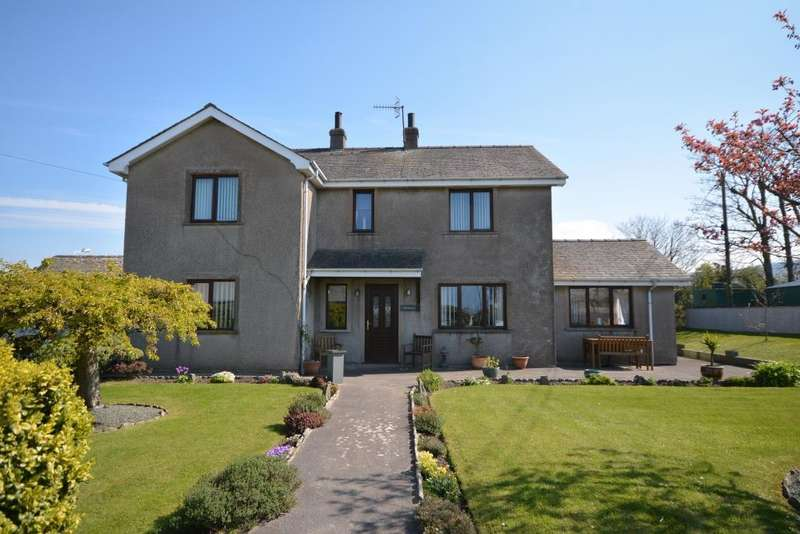 3 Bedrooms Detached House for sale in Glenrowan, Bootle Station, Millom