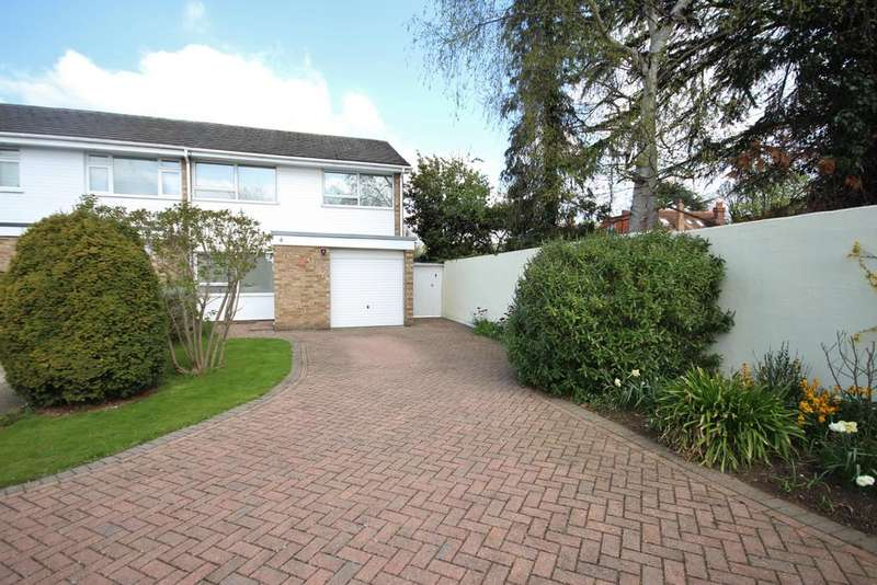3 Bedrooms End Of Terrace House for sale in Gables Close, Maidenhead
