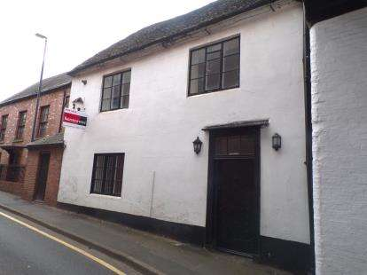 3 Bedrooms Terraced House for sale in North Street, Atherstone, Warwickshire