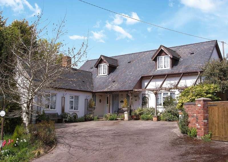 4 Bedrooms Detached House for sale in Church Lane, Ashperton