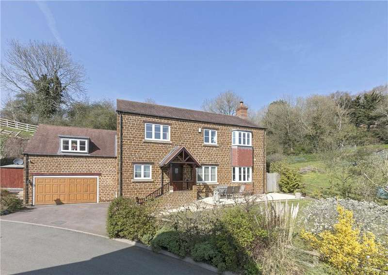 4 Bedrooms Detached House for sale in Howcombe Gardens, Napton, Southam, CV47