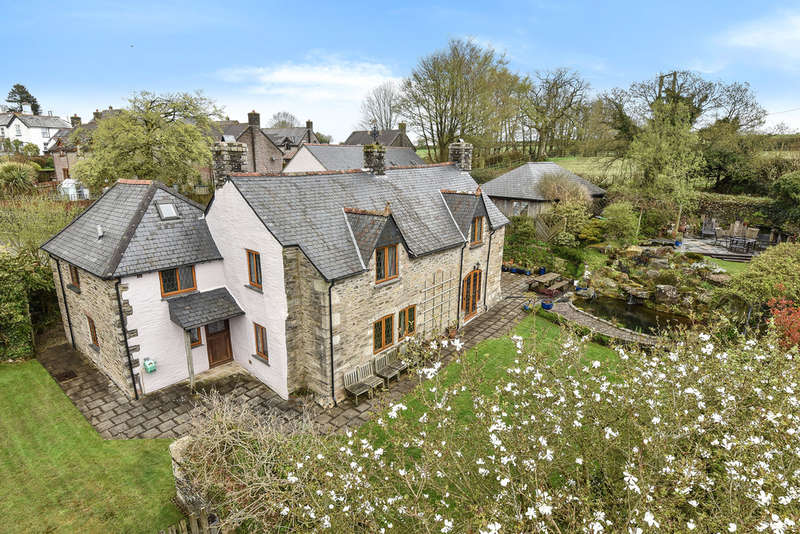 8 Bedrooms Detached House for sale in Venterdon, Near Stoke Climsland