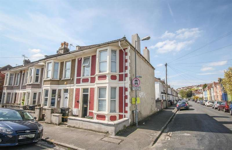 5 Bedrooms End Of Terrace House for sale in Paultow Road, Victoria Park, Bristol, BS3 4PT