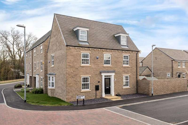 5 Bedrooms Detached House for sale in Garnetts Grove , Otley