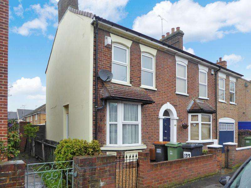 2 Bedrooms Semi Detached House for sale in Union Street, Dunstable