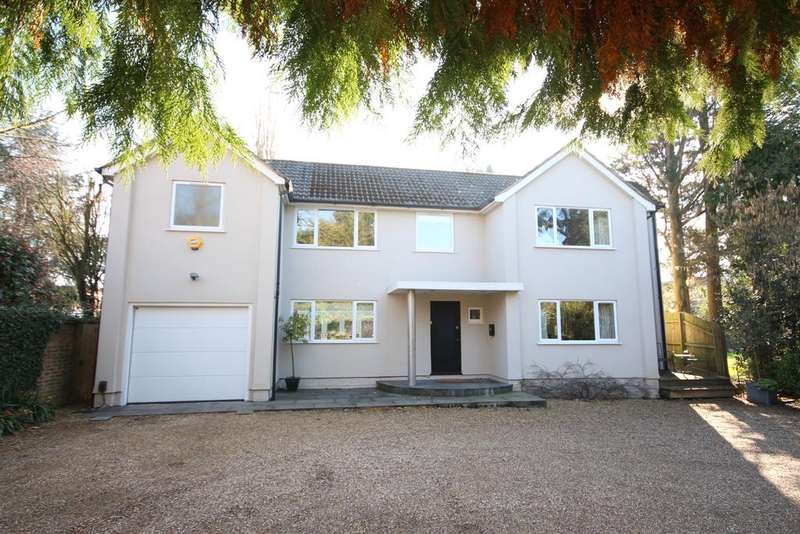 5 Bedrooms Detached House for sale in Horton Close, Maidenhead
