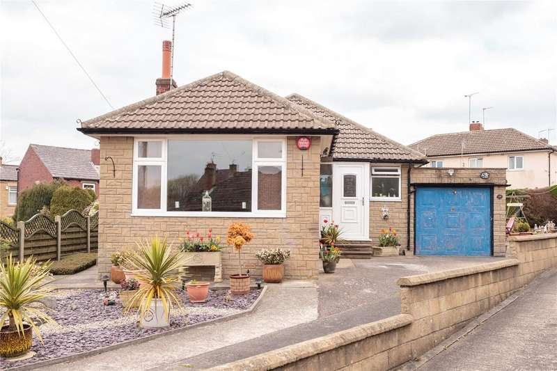 2 Bedrooms Bungalow for sale in Forster Drive, Heckmondwike, West Yorkshire, WF16