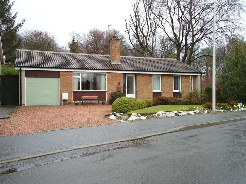 3 Bedrooms Detached Bungalow for sale in Raith Drive, Kirkcaldy, Fife