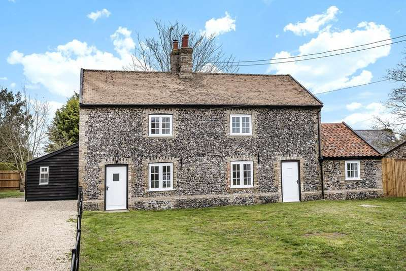 4 Bedrooms Cottage House for sale in The Street, Eriswell