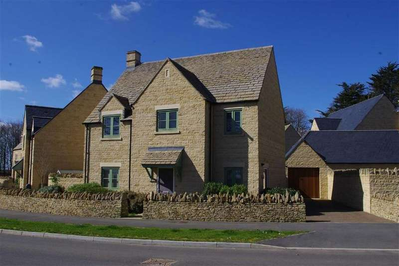 4 Bedrooms Detached House for sale in Mitchell Way, Upper Rissington, Gloucestershire