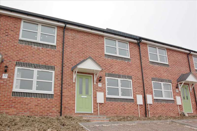 2 Bedrooms Terraced House for sale in EDMUNDS WAY