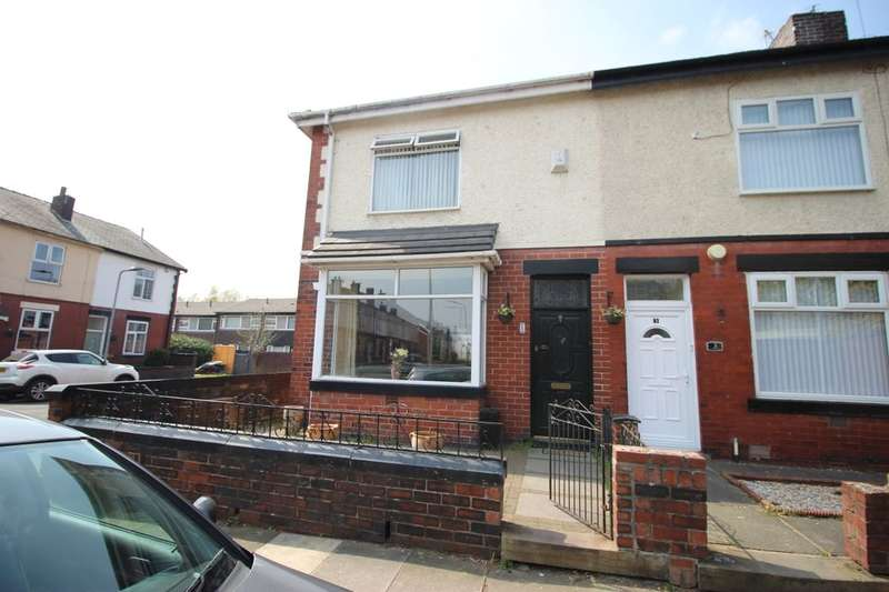 3 Bedrooms Property for sale in Lowton Street, Radcliffe, Manchester, M26