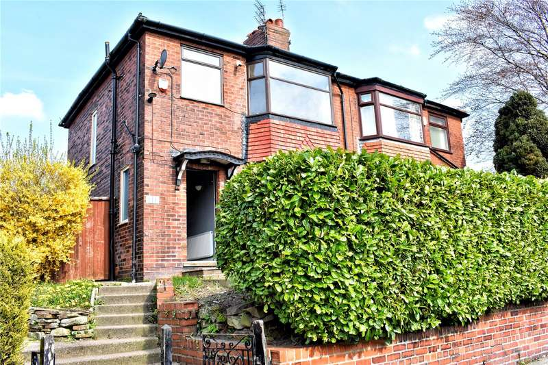 3 Bedrooms Semi Detached House for sale in Weston Avenue, Rochdale, Greater Manchester, OL16