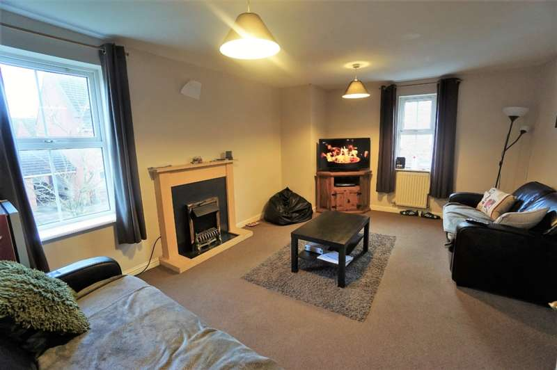 5 Bedrooms Maisonette Flat for rent in Wright Way, Stapleton, Bristol, BS16 1WH