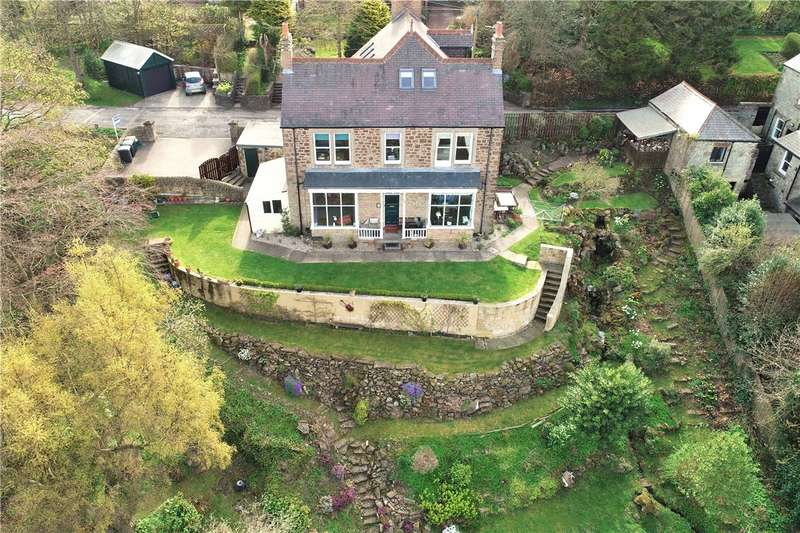 5 Bedrooms Detached House for sale in Elmfield Road, Consett, County Durham, DH8