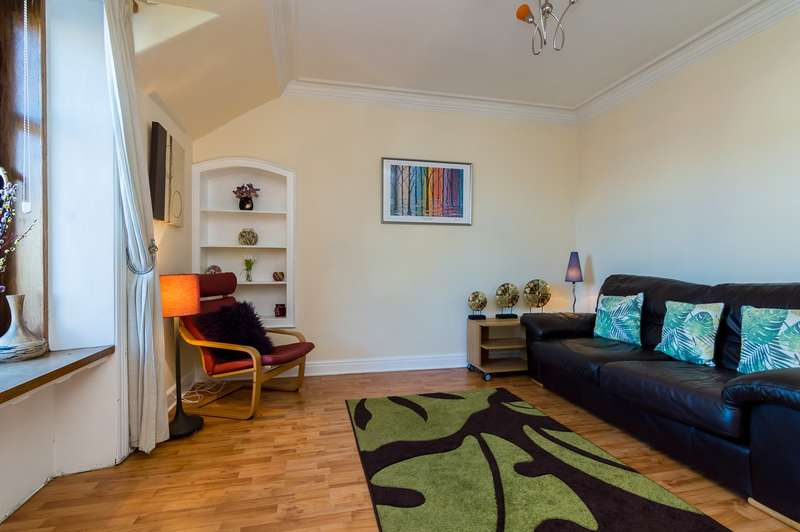 1 Bedroom Flat for sale in Main Street, Kirkliston, EH29
