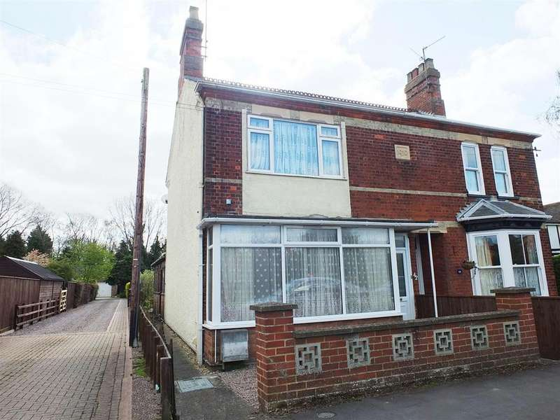 3 Bedrooms Semi Detached House for sale in New Road, Sutton Bridge
