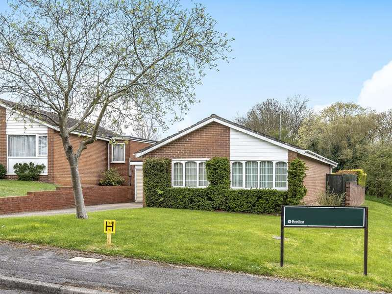 2 Bedrooms Bungalow for sale in Littlestead Close, Caversham, Reading, RG4