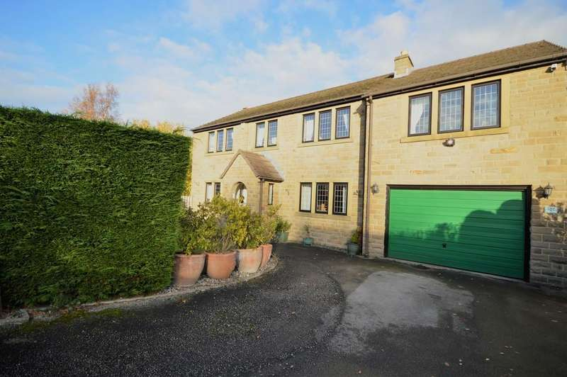 5 Bedrooms Detached House for sale in Chidswell Lane, Near Ossett