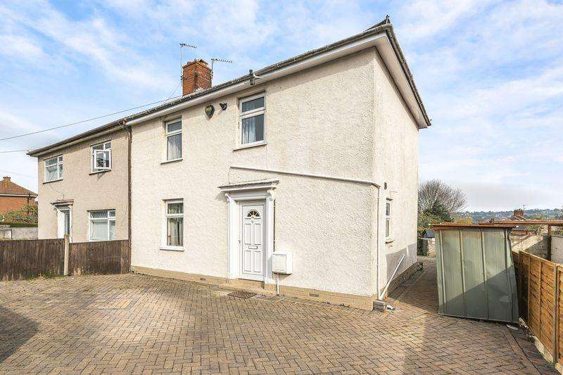 3 Bedrooms Semi Detached House for sale in High Grove, Bristol
