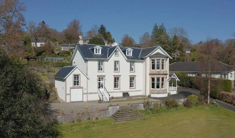8 Bedrooms Detached House for sale in Torwoodhill Road, Rhu, Argyll Bute, G84 8LE