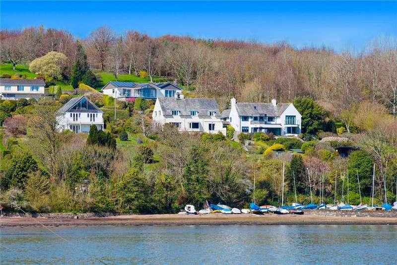 5 Bedrooms Detached House for sale in Riverside Road, Dittisham, Dartmouth, Devon, TQ6