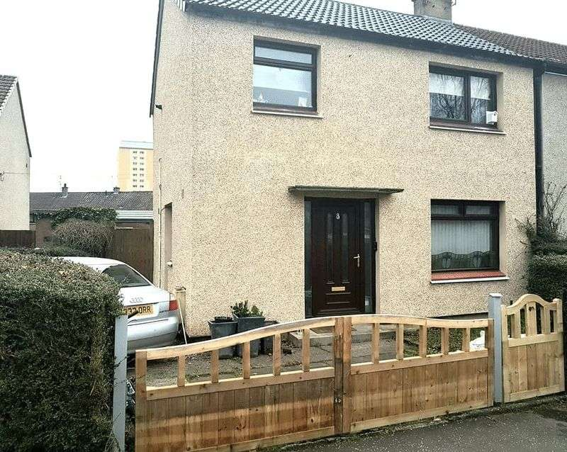 3 Bedrooms Property for sale in Adamson Place, Glenrothes