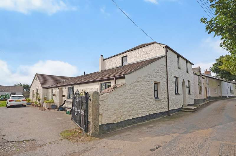 5 Bedrooms Semi Detached House for sale in Newlyn, Penzance