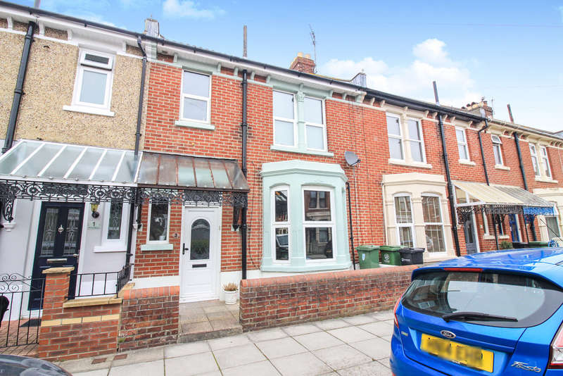3 Bedrooms Terraced House for sale in Milton Park Avenue, Southsea