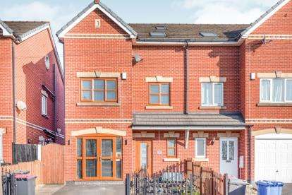 4 Bedrooms End Of Terrace House for sale in Milner Street, Swinton, Manchester, Greater Manchester