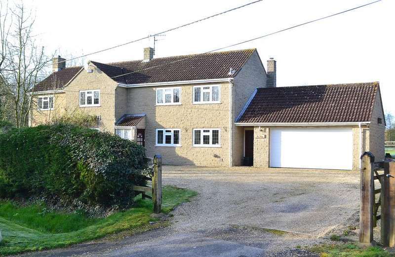 5 Bedrooms Detached House for sale in Charlton Musgrove, Somerset, BA9
