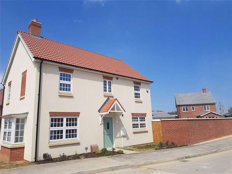 4 Bedrooms Detached House for sale in The Emerald, Kirton In Lindsey, North Lincolnshire, DN21