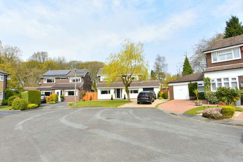 4 Bedrooms Detached House for sale in Elmers Green, Skelmersdale