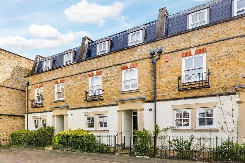 5 Bedrooms Mews House for sale in Fairfax Mews, Putney, London