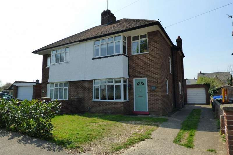 3 Bedrooms Semi Detached House for sale in Kempston, Beds, MK42 7DN