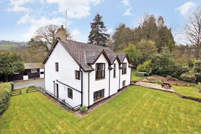 4 Bedrooms Unique Property for sale in Llanynis, Builth Wells, LD2
